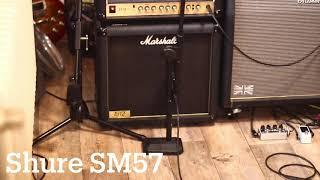 Shure SM57 vs Behringer B906