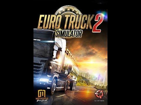 Euro Truck Simulator 2 #33 Wir sind von Le Mans nach Szczecin gefahren und wa lustig