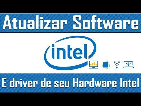 Como Atualizar os Drives da Intel (Dicas para PC) IMPORTANTE