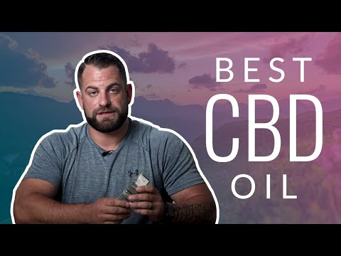 BEST CBD OIL | Top Selling Products (2019)