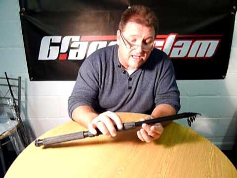 Grandeslam Carbon Concept Telescopic Rod Range