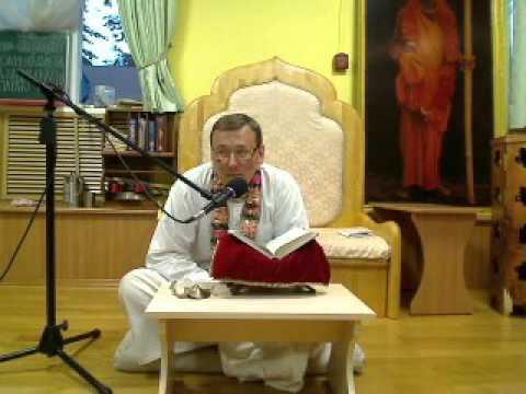 Шримад Бхагаватам 3.30.25-27 - Ади Гуру прабху