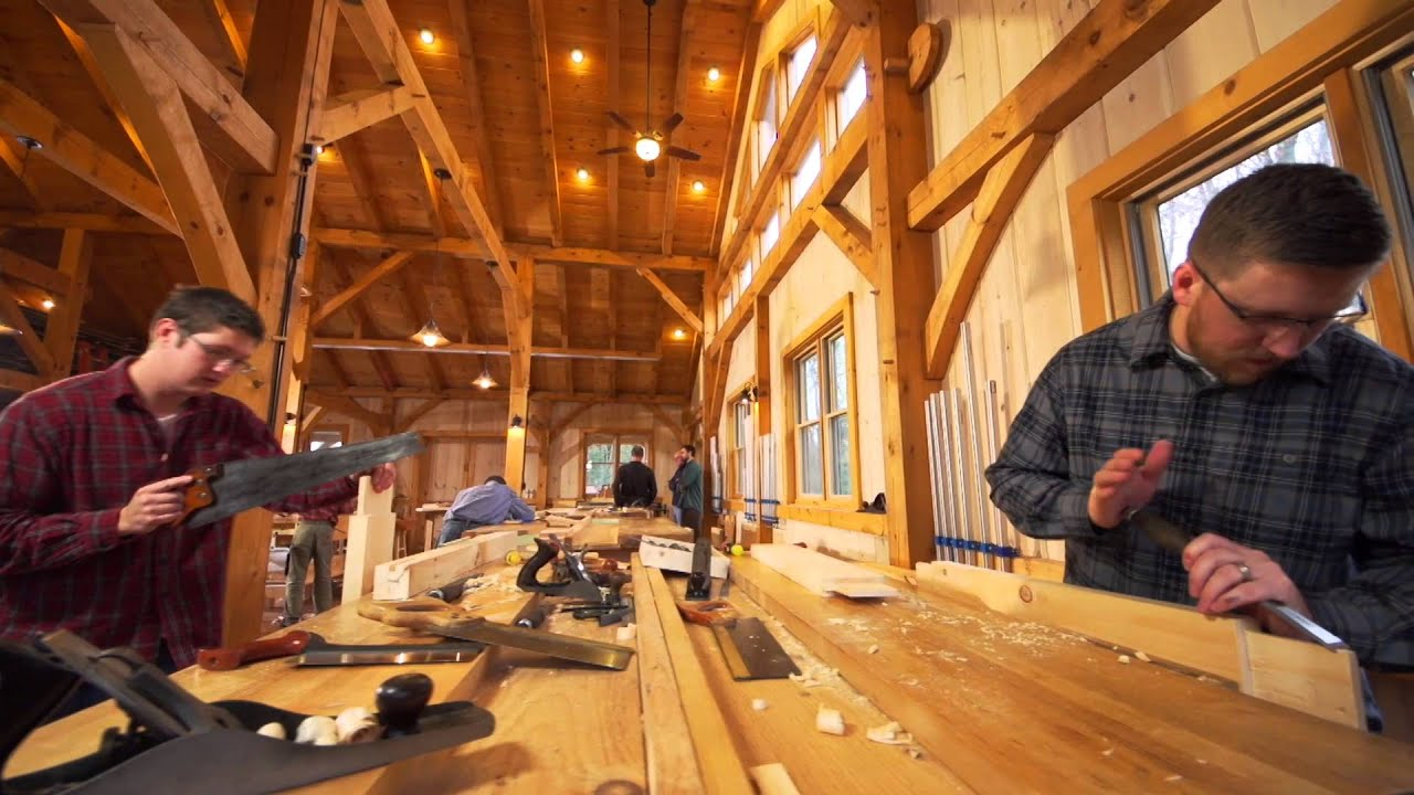 maplewood center for common craft - hand tool woodworking courses