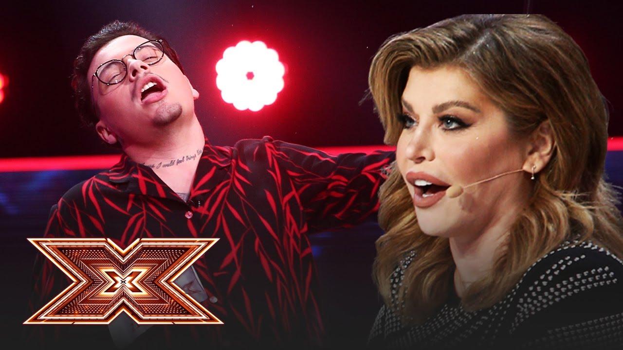 Wow! Robert Botezan a cucerit juriul X Factor cu piesa