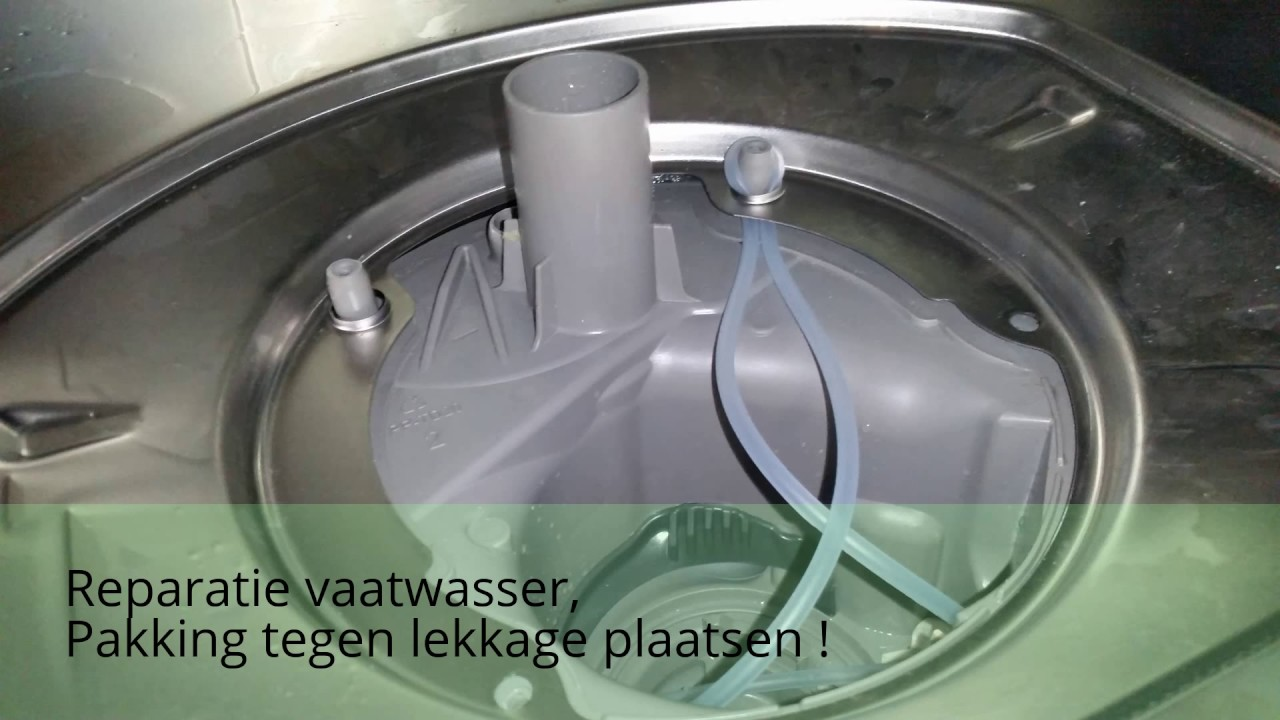 Zeer Bosch / Siemens vaatwasser Reparatie E24 o.a. | Esrwitgoed.nl OP44