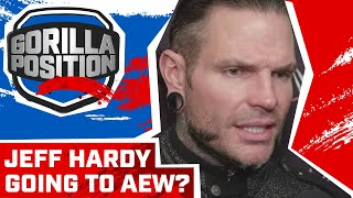 Jeff Hardy Interview: On WrestleMania, going to AEW, young talent taking risks