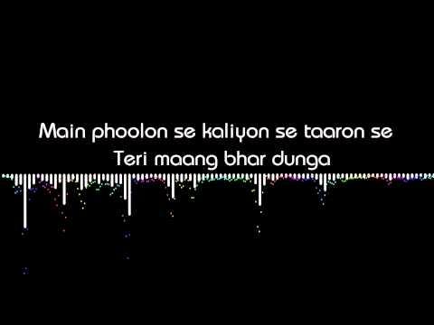 Jaanam Jane Jan | Aashiqui | Lyrical | HD 1080p