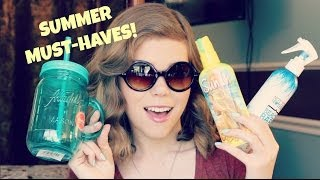 Summer Essentials: Beauty & Fashion | Makeupkatie95 Thumbnail