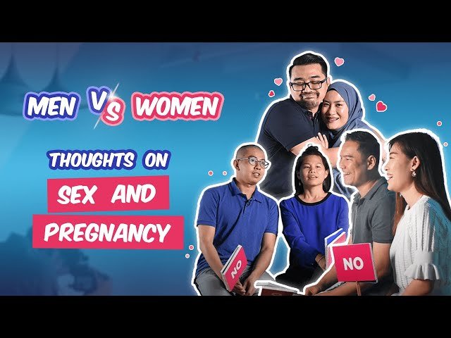 Men Vs Women: Malaysian Couples Share Common Misconceptions About Pregnancy