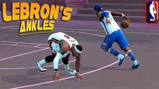 I Retired LeBron James