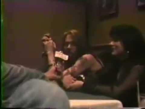 RARE | Axl Rose 80s Interview
