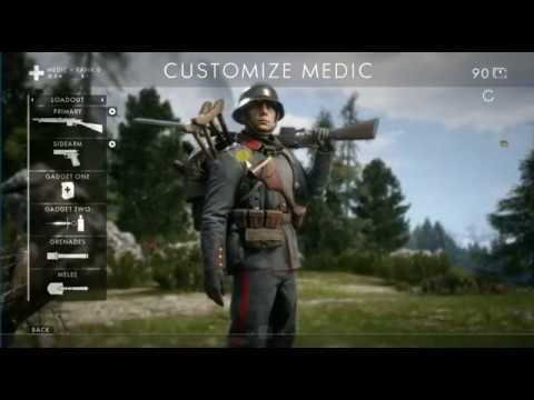 Battlefield 1 Austria-Hungary Empire