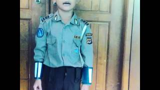 Lagu TK/PAUD pak polisi