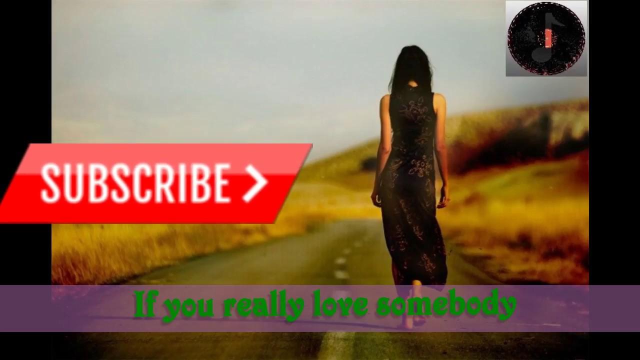 If you really love somebody - Tumi Jake Bhalobaso English