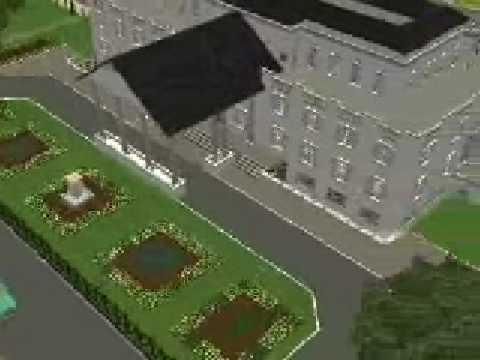 The White House Virtual 2009 Tour Of Executive Residence