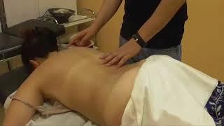Clase de acupuntura. Tratamiento de la tensión muscular desde la acupuntura.