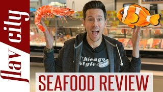 How To Buy Seafood At The Grocery Store- Farmed Fish, Wild Caught, & More!