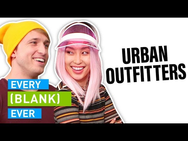 EVERY URBAN OUTFITTERS EVER