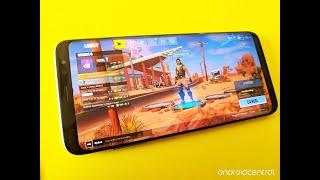 Fortnite Battle Royale - Gameplay On The Lenovo K8 Note, Exclusive & No Google Play (Play Free Now!)