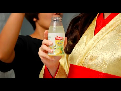 Fruit Tree Fresh Yuzu Juice Behind The Scenes