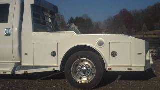 2005 ford f 550 super duty xlt lariat crew cab 4 x 4 western hauler w air ride sold