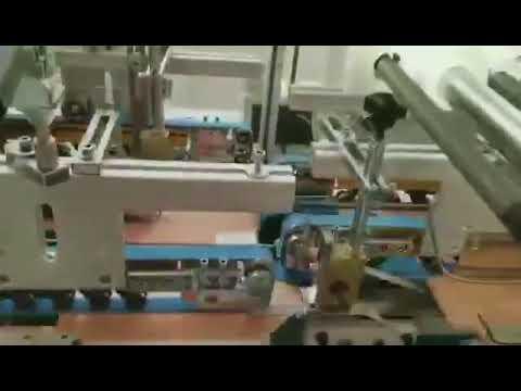 ZH-780 straight line & lock bottom  Folding Gluing Machine (Casting construction )
