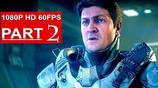 Halo 5 Gameplay Walkthrough Part 2 [1080p HD 60FPS] SPOILERS Halo 5 Guardians Campaign No Commentary