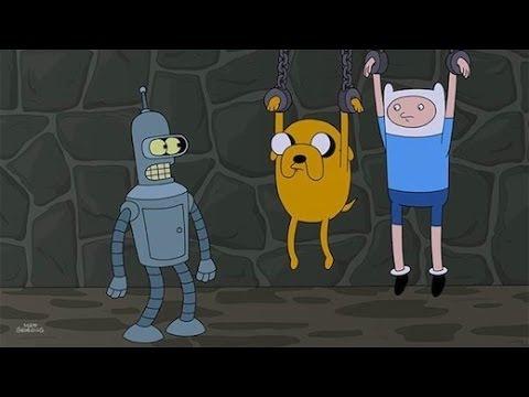 Advanture Time Finn S Human Dad Cartoon Network Youtube