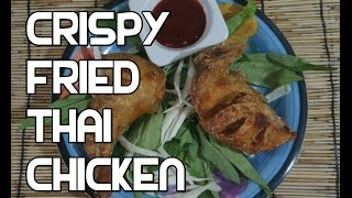 Crispy Thai Fried Chicken Recipe - Kfc With A Asian Flavour Video