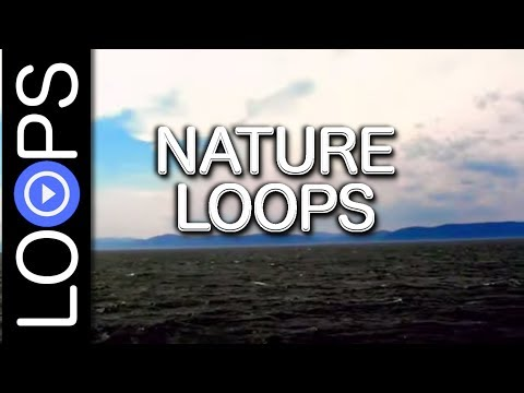 St  Lawrence River Free Video Loop