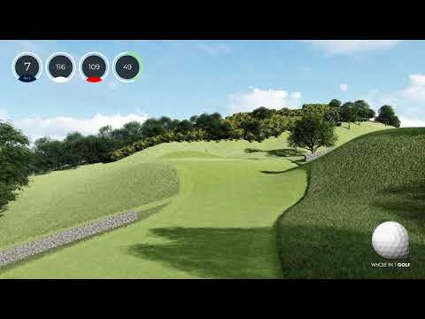 Merchants of Edinburgh Golf Club 3D Flyover with Voiceover