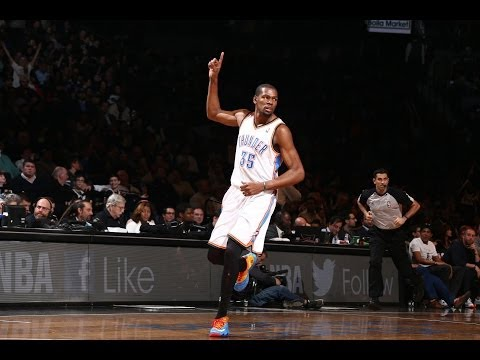 Phantom: Kevin Durant and the Thunder Crush the Nets