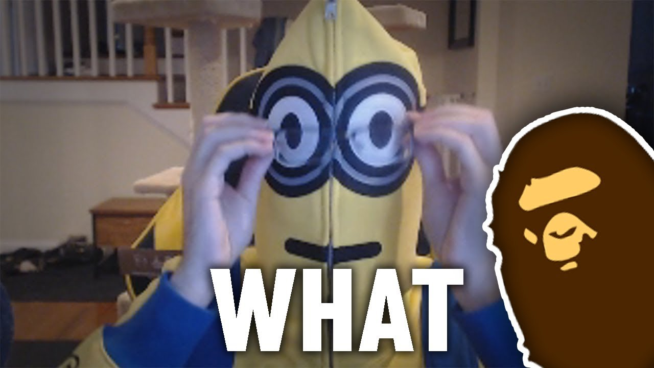 imaqtpie-my-editor-bought-me-a-400-minions-bape-hoodie