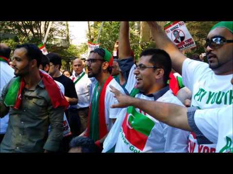 Dat ke Khara Hai ab Imran, Theek Karay Ga Sab Kaptaan, Naya Banay ga Pakistan    Video Dailymotion thumbnail