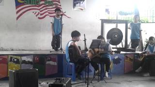 The lazy song by the BROS ( Sk. St .Joseph , MIRI)