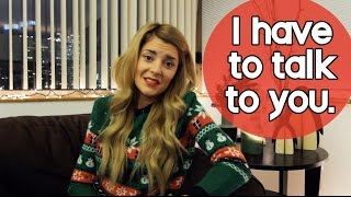 THE TRUTH ABOUT G̶O̶D̶ SANTA // Grace Helbig Thumbnail