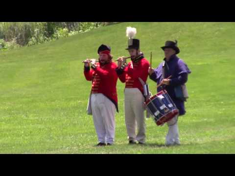 Dudley's Defeat at Ft. Meigs 5.27.2017