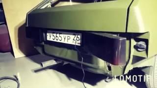 видео Крышка лючка бензобака в фонаре автомобиля (2 в 1)