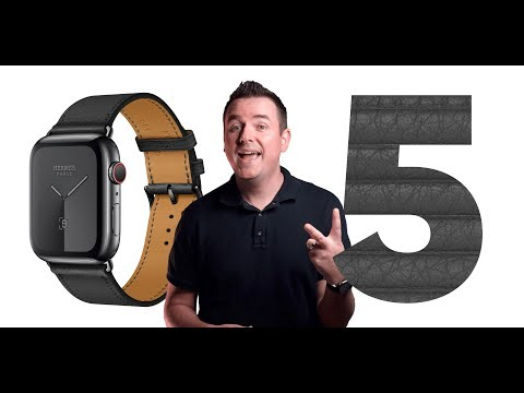 My Apple Watch Series 5 Review