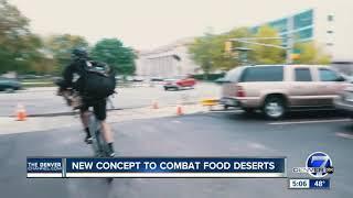 Delivery-only restaurant provides oasis in a Denver food desert