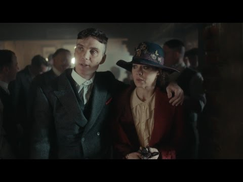 Aunt Polly's birthday surprise  Peaky Blinders: Series 2 Episode 2 P  BBC Two