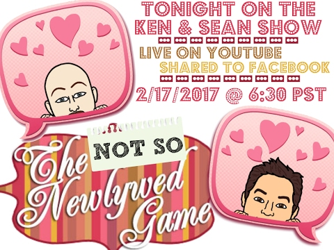 Ken & Sean Show LIVE! Newleywed Game