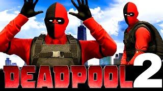 GTA 5 Online Modded outfit Deadpool 2 (2018)