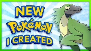 Creating New Pokemon 3