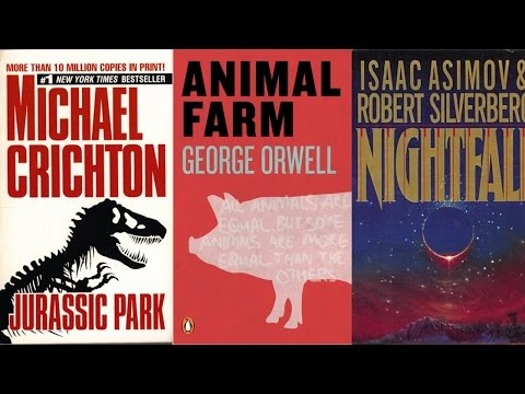 Top 10 Iconic Figures in Sci-Fi Literature