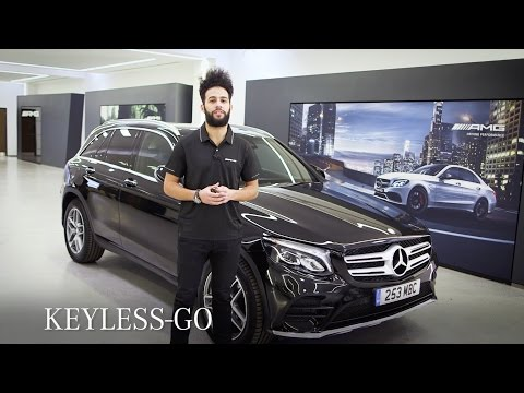 How to enable and disable KEYLESS-GO| Mercedes-Benz Cars UK