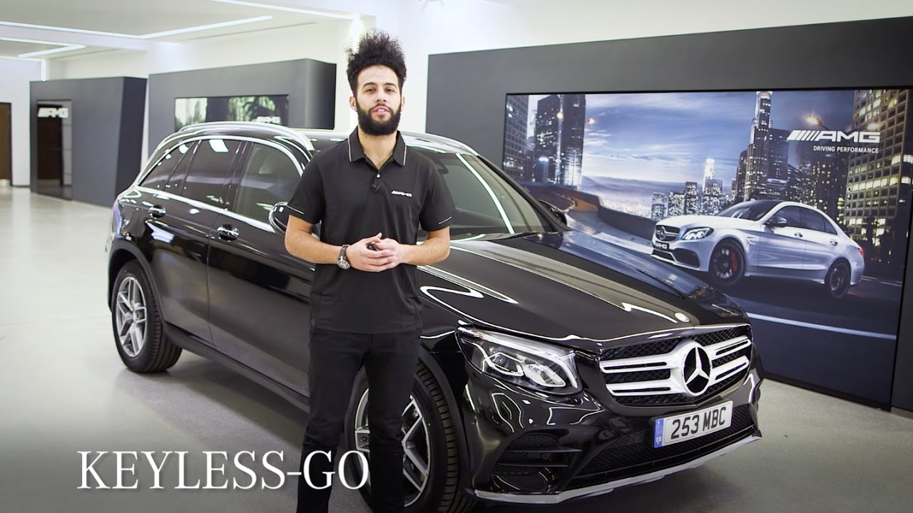 How to enable and disable KEYLESS-GO | Mercedes-Benz Cars UK