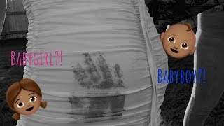 The Wait Is FINALLY OVER ... MY GENDER REVEAL!!! 🥺