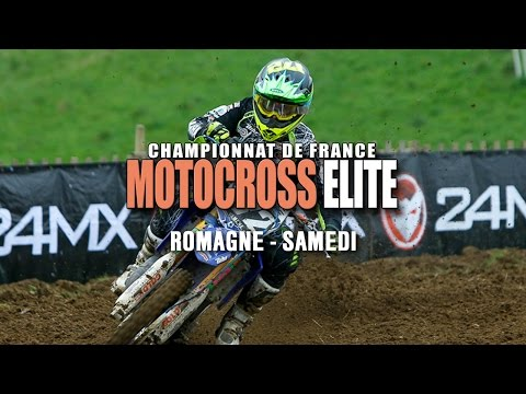 Elite Motocross - Résumé Junior