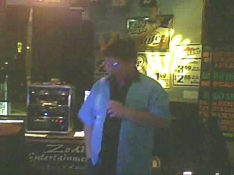 MAC karaoke The Curley Shuffle 01172010.wmv